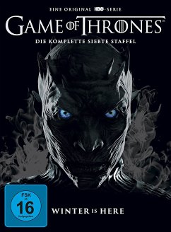 Game of Thrones - Die komplette siebte Staffel (4 Discs)