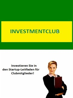 Investment Club (eBook, ePUB)