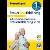 Steuer-Spar-Erklärung Rentner & Pensionäre 2018 (für Steuerjahr 2017) (Download für Windows)