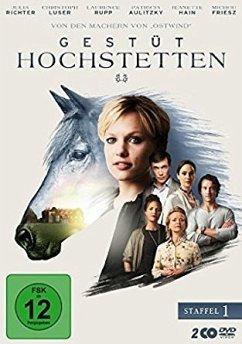 Gestüt Hochstetten - Staffel 1 (2 Discs)