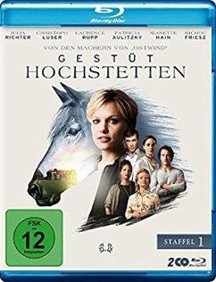 Gestüt Hochstetten - Staffel 1 - Richter,Julia/Luser,Christoph/Rupp,Laurence/+