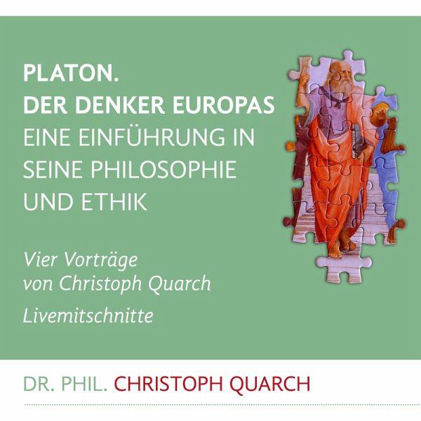 Platon. Der Denker Europas (MP3-Download) - Quarch, Christoph