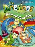 Die Dinorinos gehen auf Klassenfahrt / Die Dinorinos Bd.5 (eBook, ePUB)