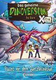 Flucht vor dem Quetzalcoatlus / Das geheime Dinoversum X-tra Bd.4 (eBook, ePUB)
