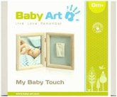My Baby Touch - Print Frame, Eckig, Stormy