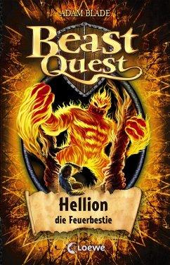 Hellion, die Feuerbestie / Beast Quest Bd.38 (eBook, ePUB) - Blade, Adam