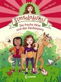 Die freche Hexe und das Zauberpony / Simsalahicks! Bd.1 (eBook, ePUB)