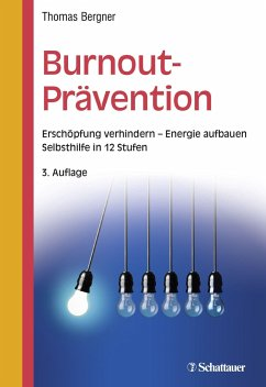 Burnout-Prävention - Bergner, Thomas M. H.