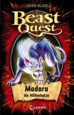 Madara, die Höllenkatze / Beast Quest Bd.40 (eBook, ePUB) - Blade, Adam