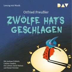 Zwölfe hat's geschlagen (MP3-Download) - Preußler, Otfried