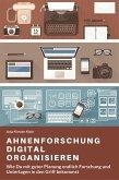 Ahnenforschung digital organisieren (eBook, ePUB)