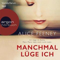 Manchmal lüge ich (Gekürzte Lesung) (MP3-Download) - Feeney, Alice