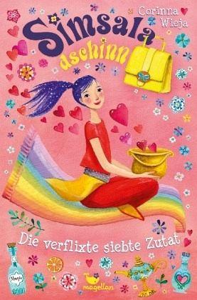 Buch-Reihe Simsaladschinn