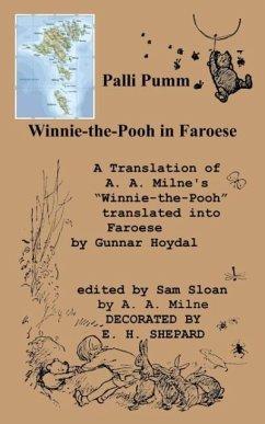 Palli Pumm Winnie-the-Pooh in Faroese Language A Translation of A. A. Milne's