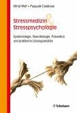 Stressmedizin und Stresspsychologie