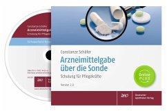 Arzneimittelgabe über die Sonde, 1 CD-ROM