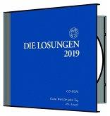 Die Losungen 2019. Deutschland / Losungs-CD, 1 CD-ROM