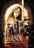 Die Legende der Drachenritter 24. Die Nächte von Haxandrien