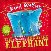 The Slightly Annoying Elephant (Read aloud by David Walliams) (eBook, ePUB)