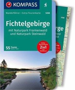 Fichtelgebirge mit Naturpark Frankenwald und Na...