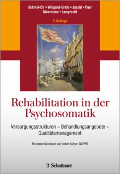Rehabilitation in der Psychosomatik
