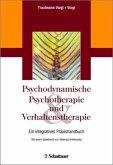 Psychodynamische Psychotherapie und Verhaltenstherapie