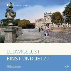 Einst und Jetzt - Ludwigslust - Klook, Astrid