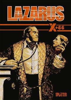 Lazarus X+66. Spin-Off 1 - Rucka, Greg; Trautmann, Eric; Duran, Aaron
