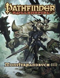 Pathfinder Monsterhandbuch 3 (Taschenbuch) - Bulmahn, Jason