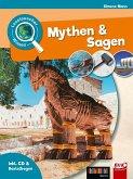 Leselauscher Wisssen: Mythen & Sagen (inkl. CD und Bastelbogen)