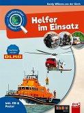 Leselauscher Wissen: Helfer im Einsatz (inkl. CD und Poster)