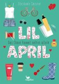Das Chaos kommt selten allein / Lil April Bd.3