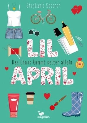 Buch-Reihe Lil April