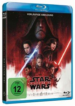 Star Wars: Die letzten Jedi (Blu-ray)