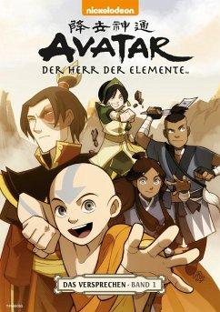 Das Versprechen 1 / Avatar - Der Herr der Elemente Bd.1 (eBook) - Yang, Gene Luen
