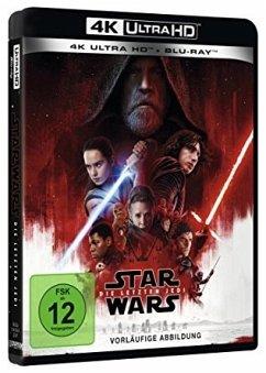 Star Wars: Die letzten Jedi - 4K UHD Edition