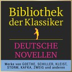 Bibliothek der Klassiker: Hörbuch-Meisterwerke der Literatur: Deutsche Novellen (MP3-Download)