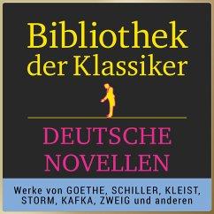 Bibliothek der Klassiker: Hörbuch-Meisterwerke der Literatur: Deutsche Novellen (MP3-Download) - Anonymus