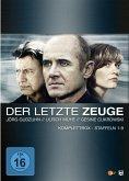 Der letzte Zeuge - Komplettbox DVD-Box