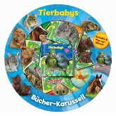 Bücher-Karussell: Tierbabys, 8 Bde.