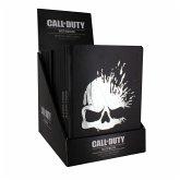 Call of Duty Notizbuch