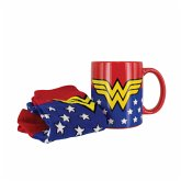 DC Comics Wonder Woman Becher & Socken Set