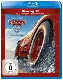 Cars 3: Evolution (Blu-ray 3D + Blu-ray)