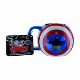 Marvel Avengers Captain America 3D Becher 300ml
