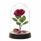 Die Schöne und das Biest - verz. Rose Leuchte