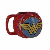 DC Comics Wonder Woman Schild 3D Becher 300ml
