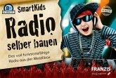 SmartKids: Abenteuer Radio - Experimentierkasten, Baukasten, Mitbringgeschenk, Technik