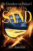 Welt aus Sand