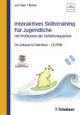 Interaktives Skillstraining für Jugendliche mit Problemen der Gefühlsregulation, 1 CD-ROM