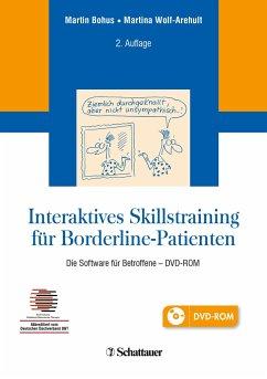 Interaktives Skillstraining für Borderline-Patienten, 1 CD-ROM